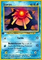 Pokemon–Staryu ( 56/ 64)–Neo Revelation