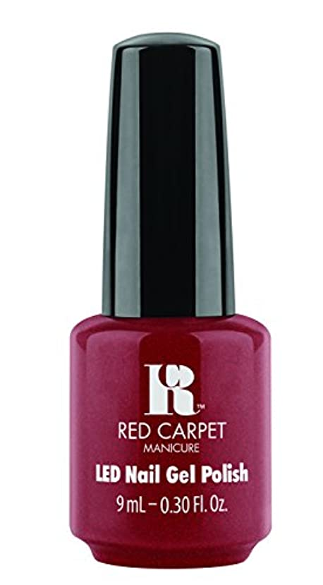 ドナー顕現損なうRed Carpet Manicure - LED Nail Gel Polish - Glitz & Glamorous - 0.3oz / 9ml