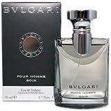 BVLGARI ブルガリ ソワール プールオム 50ml EDT オードトワレ (並行輸入品)