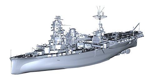 フジミ模型 1/350 艦船モデルシリーズ No.12 日本海軍航空戦艦 日向 プラモデル 350艦船12