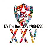 B'z The Best XXV 1988-1998(初回限定盤) [CD+DVD, Limited Edition] / B'z (CD - 2013)