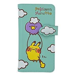 ポケモンセンターオリジナル マルチスマホカバー Pokémon Yurutto
