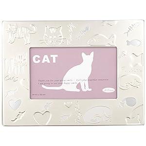 ラドンナ リビングフレーム APT4 アルバムフレーム 猫 ポストカード