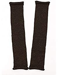 【HASEGAWA】シルクアームウォーマー【日本製】<ロング> 長さ約50cm 指先フリー