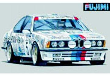 フジミ模型 1/24エンスージアストモデルシリーズ30 BMWシュニッツァー 635csi