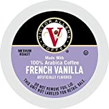 French Vanilla for K-Cup Keurig 2.0 Brewers, 80 Count, Victor Allen's Coffee Medium Roast Single Serve Coffee Pods