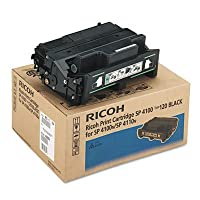 RICOH 406997 402809 Toner, 15000 Page-Yield, Black by InfoPrint Solutions