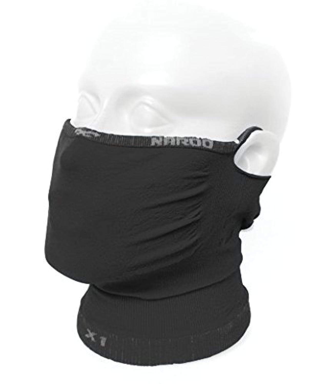 NAROO MASK(ナルーマスク) X1 スポーツ用フェイスマスク夏用 UVカット日焼け防止