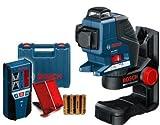 BOSCH(ボッシュ) レーザー墨出し器 GLL3-80P セット【正規品】 [並行輸入品]