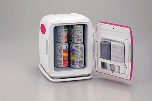 TWINBIRD(ツインバード)『2電源式コンパクト電子保冷保温ボックスD-CUBES(HR-DB06)』