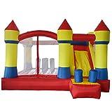 Nice Days(ナイス ディズ)  大型 遊具 ジャンプ&スライド バウンサー キャッスル 飛んで跳ねてお庭で思いっきり遊べる!