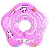 wangten 子供用浮き輪 赤ちゃんボディリング スイムリング 調節可能 ダブル保護用品 プール 水泳