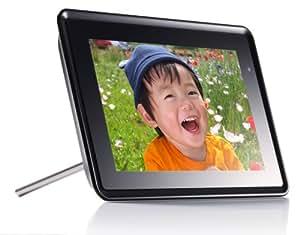 FUJIFILM デジタルフォトフレーム 7インチ 内蔵メモリー256MB 解像度800×480 ブラック DP-70SH