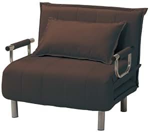 幅92cm コンパクトソファベッド 6色対応 簡単操作 クッション付き ソファとベッドとカウチにもなる人気のモデル ビータ BR