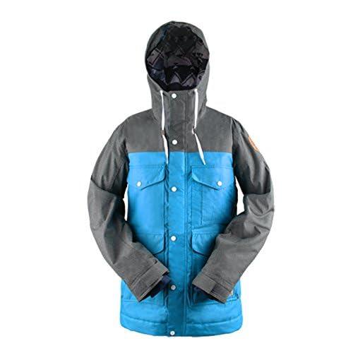KELLAN(ケラン) JEKI JKT ジェーキ ジャケット スノーボードウェア 710302 ブルー/チャコール Mサイズ