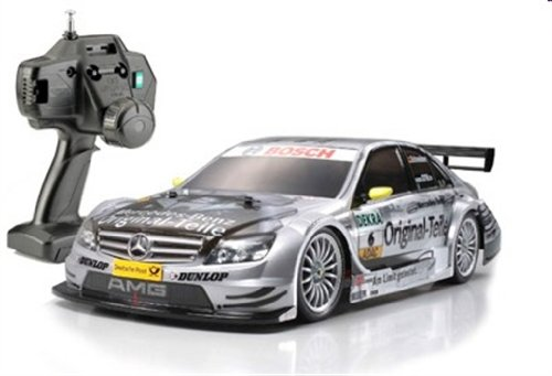 1/10 XBシリーズ No.91 XB メルセデス DTM Cクラス 2008 オリギナルタイレ TT-01E 57791