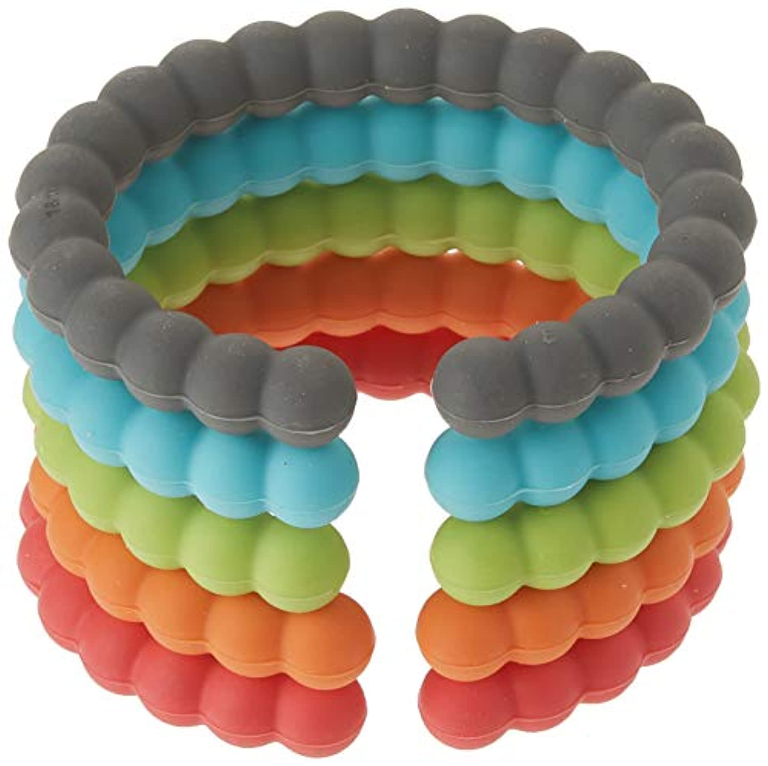 CB GO by Chewbeads Silicone Links, 100% Safe Silicone by Chewbeads