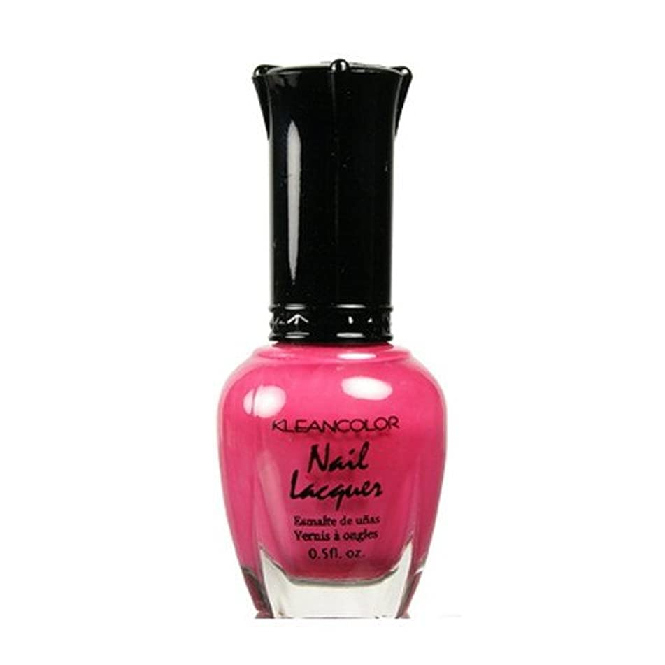 試験アルカイック地区KLEANCOLOR Nail Lacquer 2 - Pink (並行輸入品)
