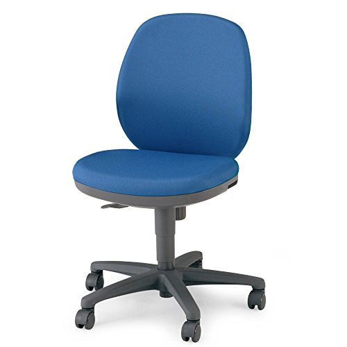 コクヨ オフィスチェア メディックスチェア2 HCR-G610KB3NN ローバック ブルー