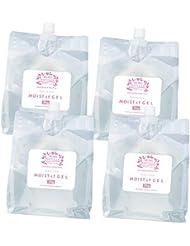 【日本製?業務用】モアナチュリー MOIST cf GEL (モイストcfジェル)3kg×4袋【連射脱毛機?美顔器用 マッサージジェル】