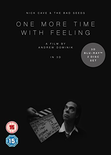 One More Time With Feeling 3D Blu-Ray