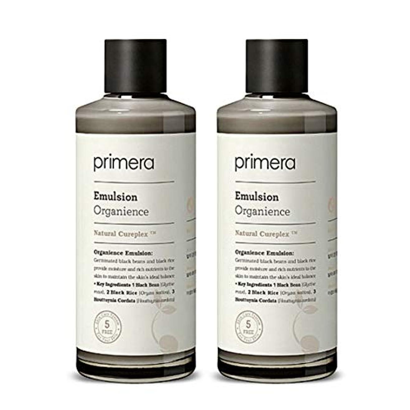 神聖反逆繁雑プリメラオカニオンスエマルジョン150ml x 2本セット、Primera Organience Emulsion 150ml x 2ea Set [並行輸入品]