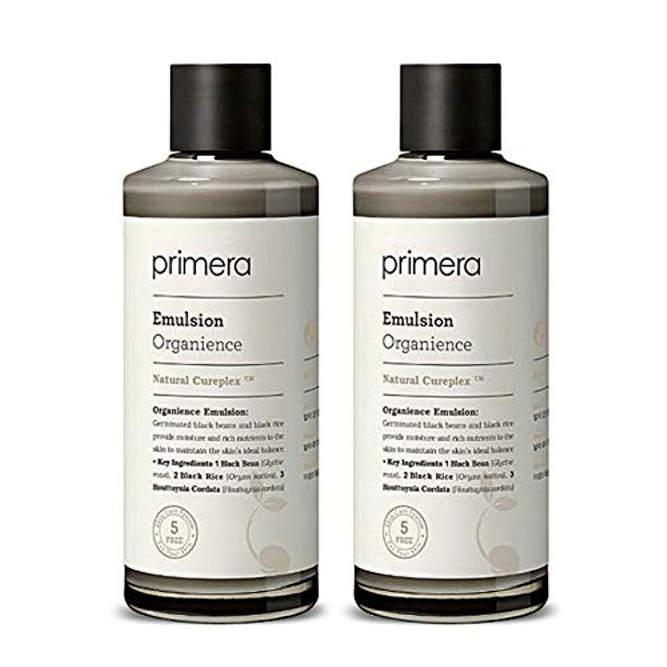 プレビスサイト残忍な鍔プリメラオカニオンスエマルジョン150ml x 2本セット、Primera Organience Emulsion 150ml x 2ea Set [並行輸入品]