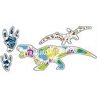 Reflector sticker 【恐竜】 反射シール リフレクター ステッカー