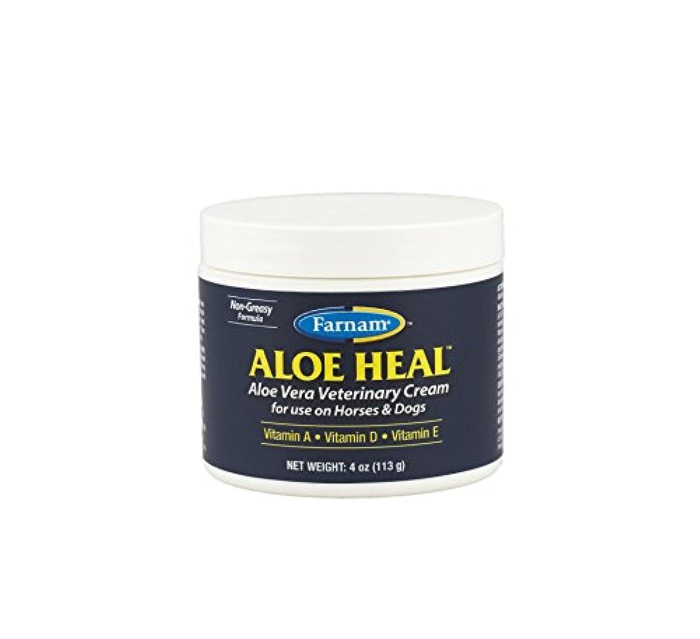 スタウト六分儀ペネロペFARNAM 45404 Aloe Vera Veterinary Pet Ointment, 4-Ounce by Farnam