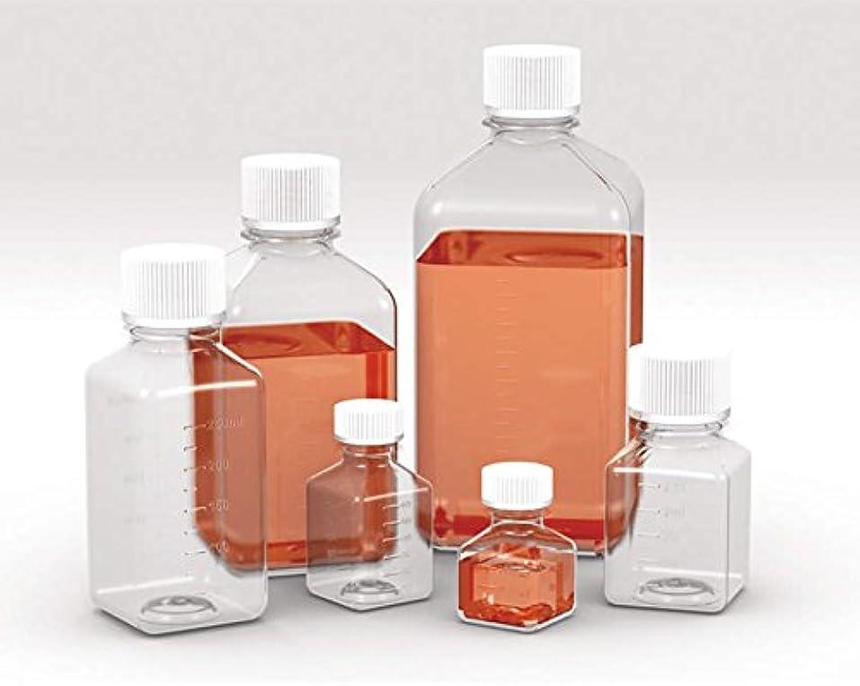顔料潤滑する確執角型培地PETボトル CCMB-250 60本入