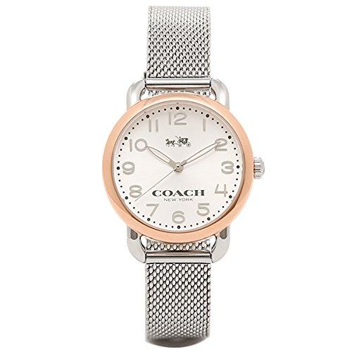 (コーチ) COACH コーチ 時計 レディース COACH 14502246 DELANCEY デランシー 腕時計 ウォッチ ゴールド/シルバー[並行輸入品]