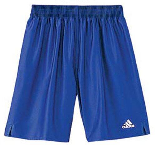 (アディダス)adidas サッカーウェア ベーシック ゲームショートパンツ X5757 [キッズ] 342374 ロイヤル/ホワイト 130