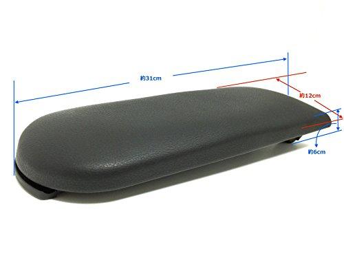 アームレスト レザー 調 コンソール ボックス カバー VW フォルクス ワーゲン GOLF 4 ニュービートル POLO 汎用
