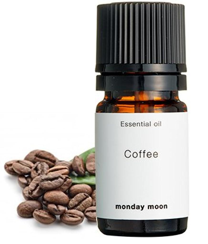 嬉しいですパフ過度にコーヒー精油/5ml