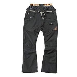 オンヨネ(ONYONE) メンズ スノーウェア パンツ JFP99603 BLACK 009 L
