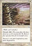 Magic: the Gathering - Crude Rampart - Onslaught - Foil