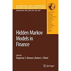 Hidden Markov Models in Finance (International Series in Operations Research & Management Science)