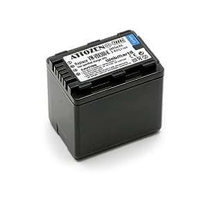 パナソニック VW-VBK360/VBK360-K 互換バッテリー HC-V700M, V600M, V300M等に対応