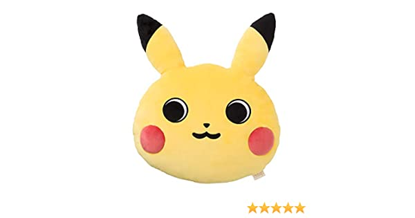 Pokemon Center Original Stuffed Toy Pokémon Leisure Life Pikachu