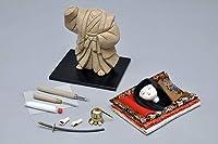 酒井産業 木目込人形 竹千代 手作り 国産 飾る 組み立て 説明書付き 趣味