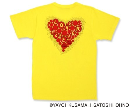 24時間テレビ 2013 チャリティーTシャツ 黄色 Mサイズ 嵐 大野智 チャリT グッズ