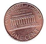 アメリカ1セント硬貨 使用品