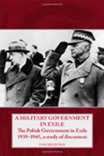 A Military Government in Exile...
