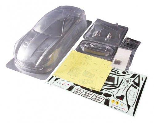 RC限定シリーズ フェラーリ599XX 軽量ボディパーツセット 84299