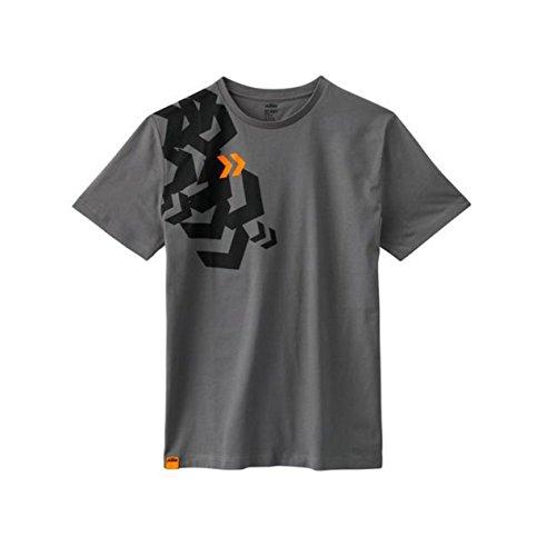 新しいKTM矢印グレーT TシャツメンズサイズSmall SX XC SXS SXF XCF XCW upw1756302