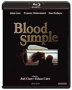 ブラッドシンプル/ザ・スリラー 4Kリストア版 [Blu-ray]