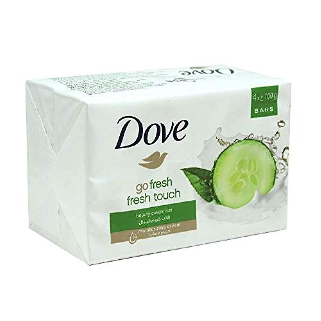 政治家四幅Go Fresh Fresh Touch with Cucumber & Green Tea Scent