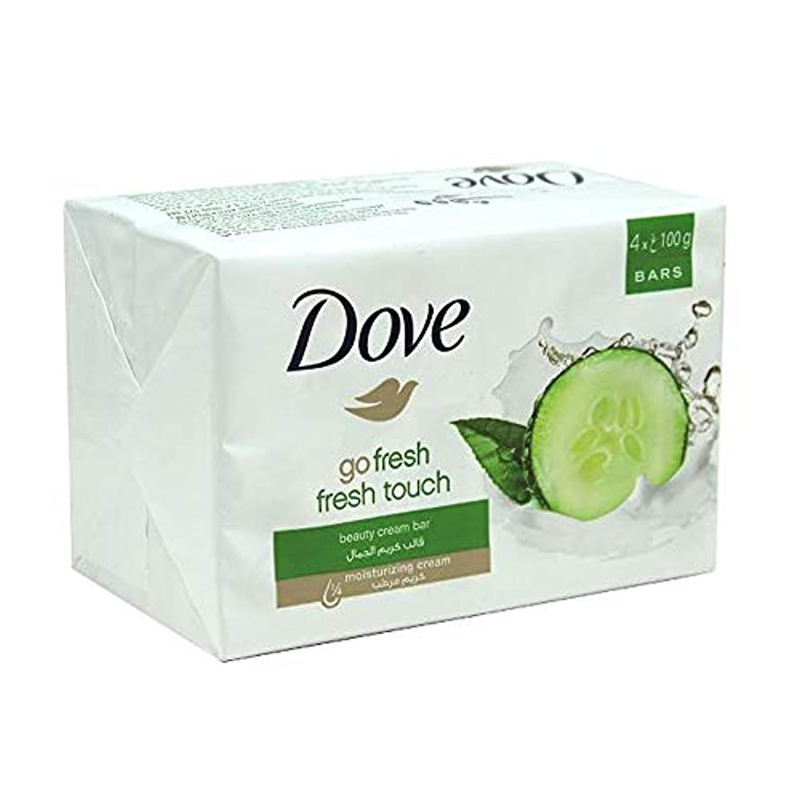 タンザニアコンピューターゲームをプレイする取り壊すGo Fresh Fresh Touch with Cucumber & Green Tea Scent