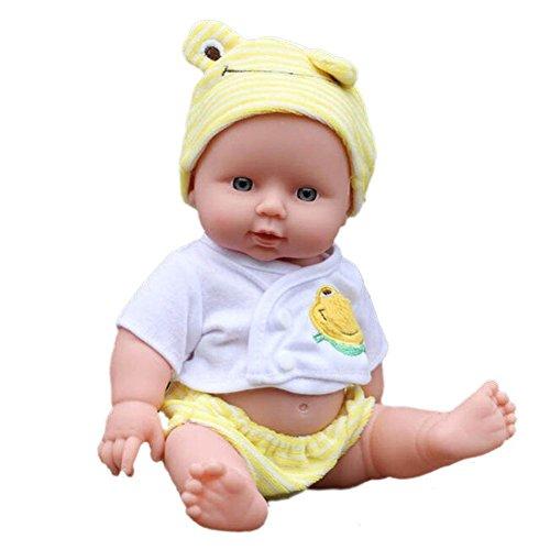 Outfun 可愛い ベビードール,可愛い ベビードール 赤ちゃんの人形 30cm 声がでる...