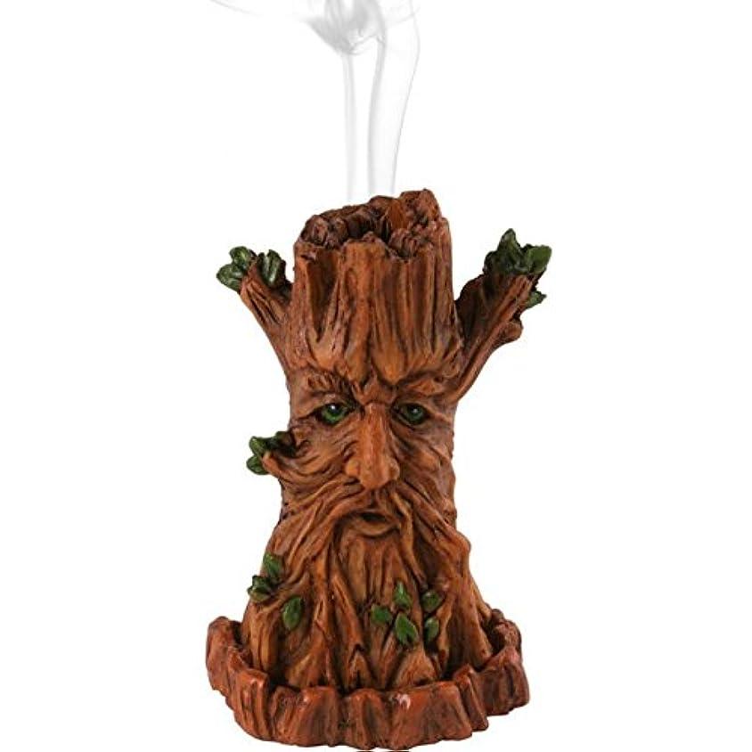 端懐疑論首尾一貫したJones Home and Gift Tree Man Incense Burner, Multi-Colour by Jones Home and Gift